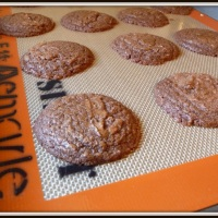 The easiest cookies you'll ever make...Nutella cookies