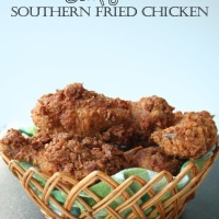 Crispy Southern Fried Chicken