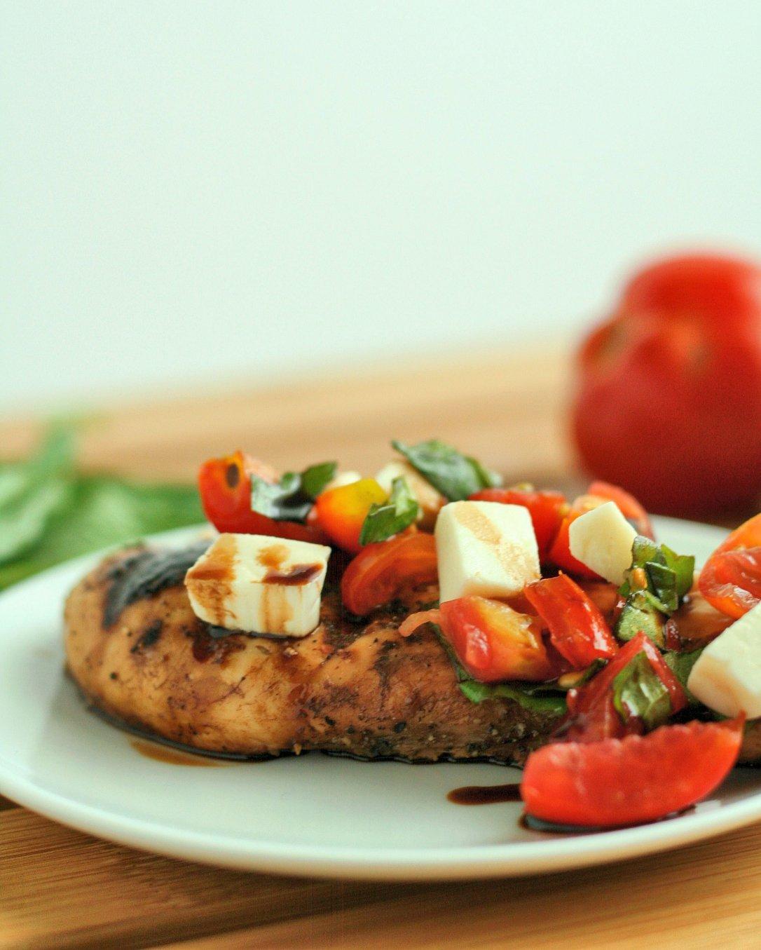 Grilled Caprese Chicken 3