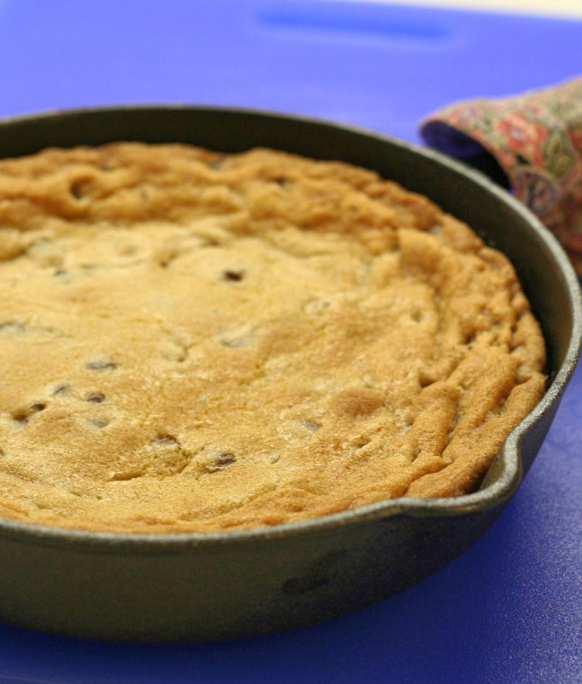 Chocolate Chip Skookie 2