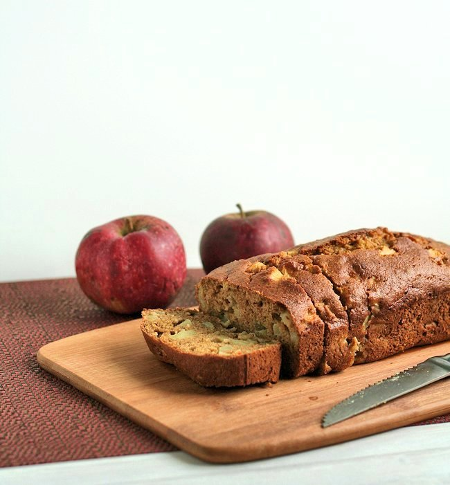 Chopped Apple Bread 2