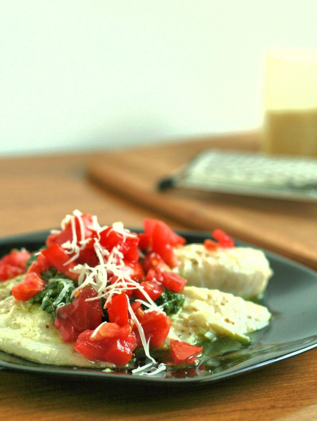 Parmesan Pesto Tilapia 5