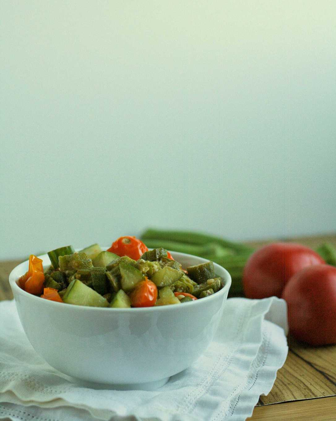 Sauteed Summer Vegetable Medley 2