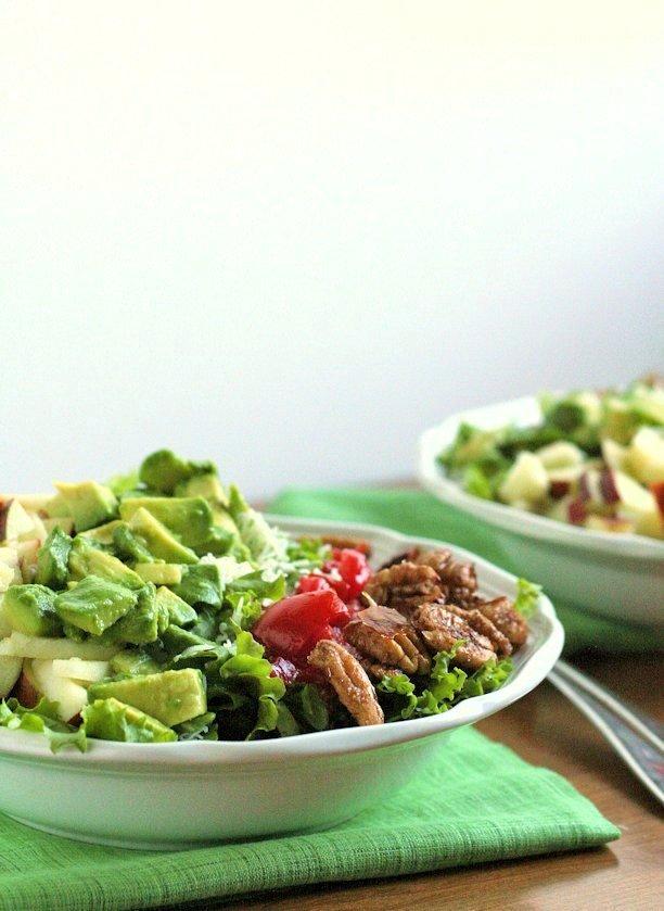 Waldorf Cobb Salad 3