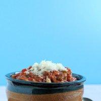 {Slow Cooker} Lasagna Soup