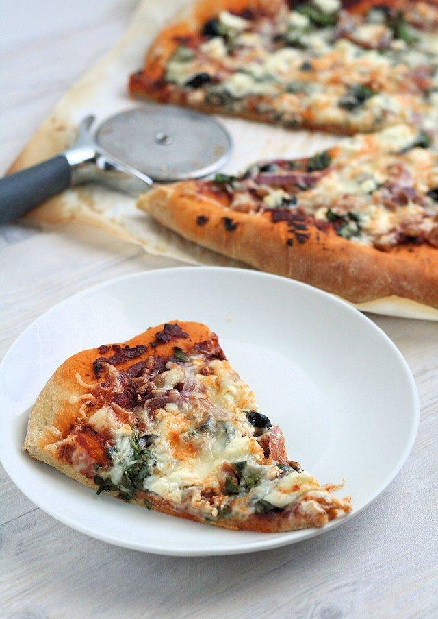 Fall Harvest Supreme Pizza 4