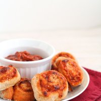 Pizza Pinwheel Appetizers