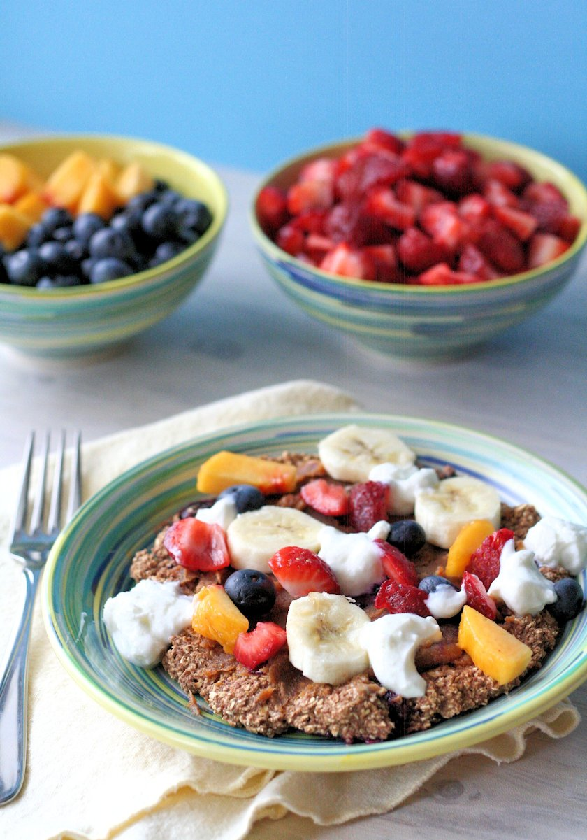 Fruity Oatmeal Breakfast Cookie